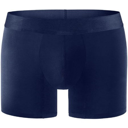 Comfyballs Navy No-Show Cotton